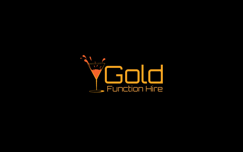 Function Hire Services Logo Design