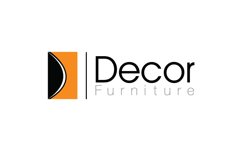 furniture retail logo design