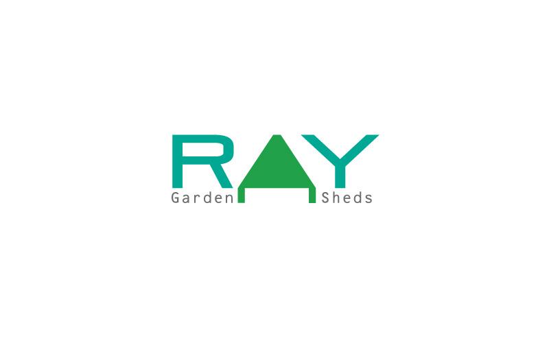 Garden Sheds Logo Design