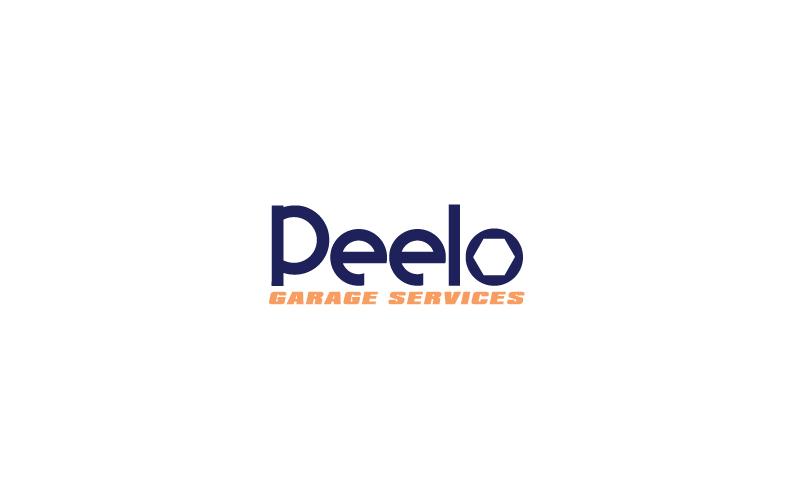 Garage Servies Logo Design