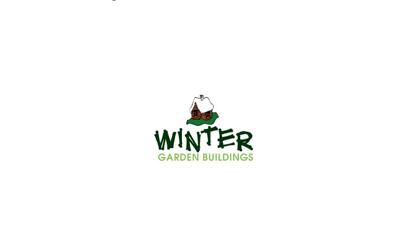 Garden Buildings Logo Design