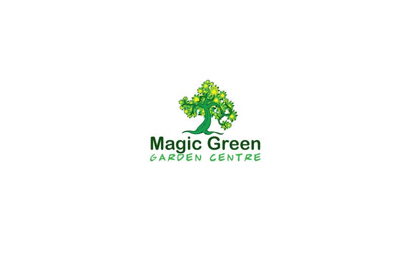 Garden Centres Logo Design