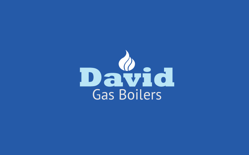 Gas Boiler Logo Design