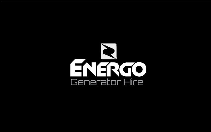 Generator Hire Logo Design