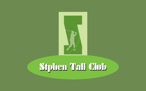 Golf Clubs, Courses & Professionals Logo Design