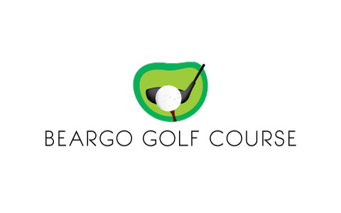 Golf Courses Logo Design