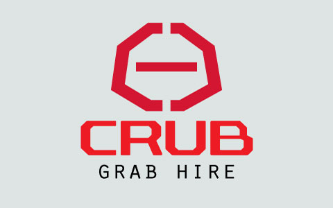 Grab Hire Logo Design