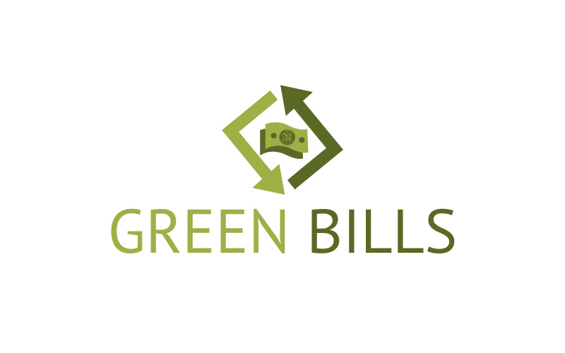 Green Energy Logo Design