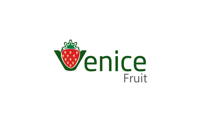 Greengrocers & Fruit Sellers Logo Design