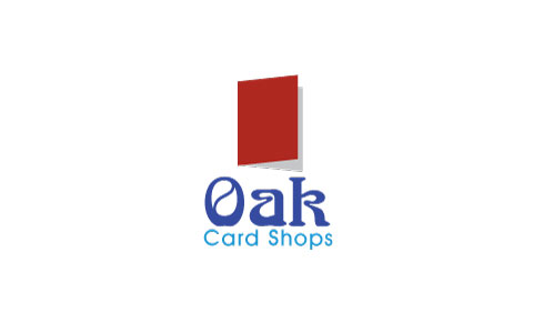 Greeting Card Shops Logo Design