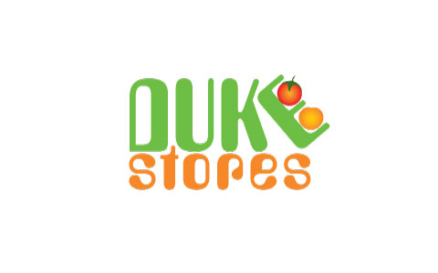 Grocers Shop Logo Design
