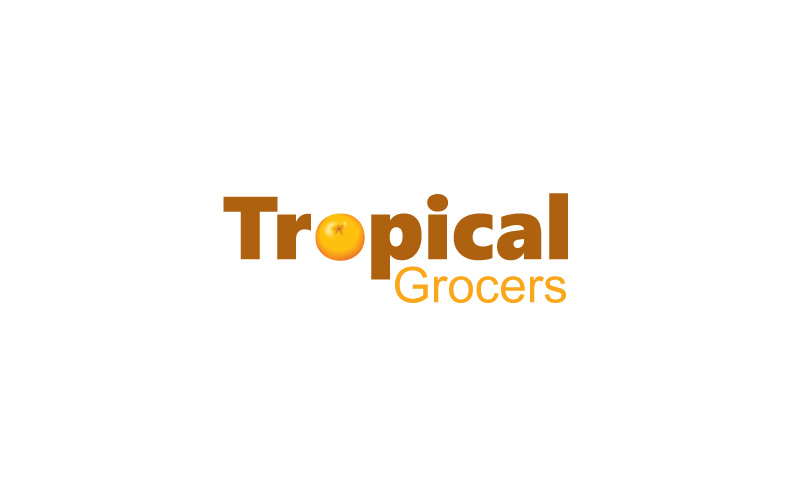 Grocers Logo Design