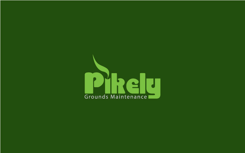 Grounds Maintenance Logo Design