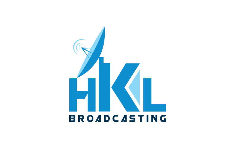 Broadcasting Services Logo Design