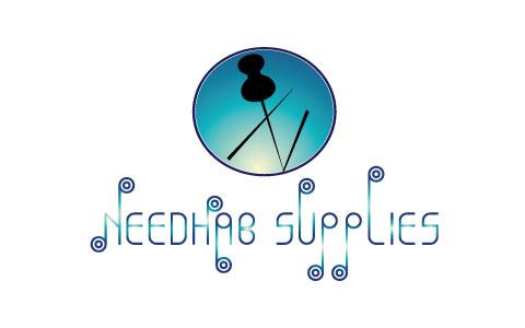 Haberdashery & Needlecraft Supplies Logo Design