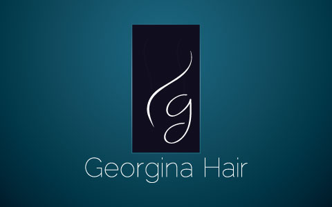 Hairpieces & Wigs Logo Design