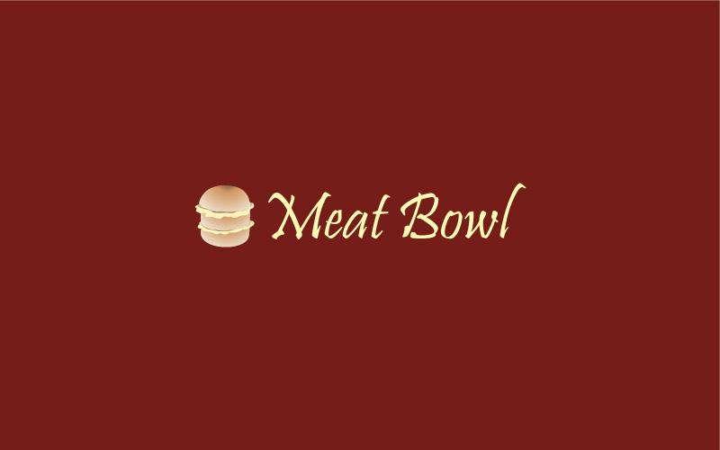 Halal Takeaway Logo Design