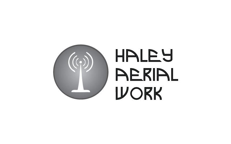 Aerial Repairs Logo Design