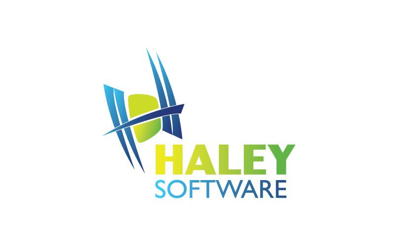 Computer Software Sales Logo Design