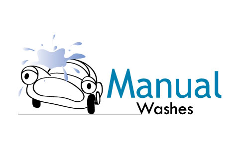 Hand Car Washes Logo Design