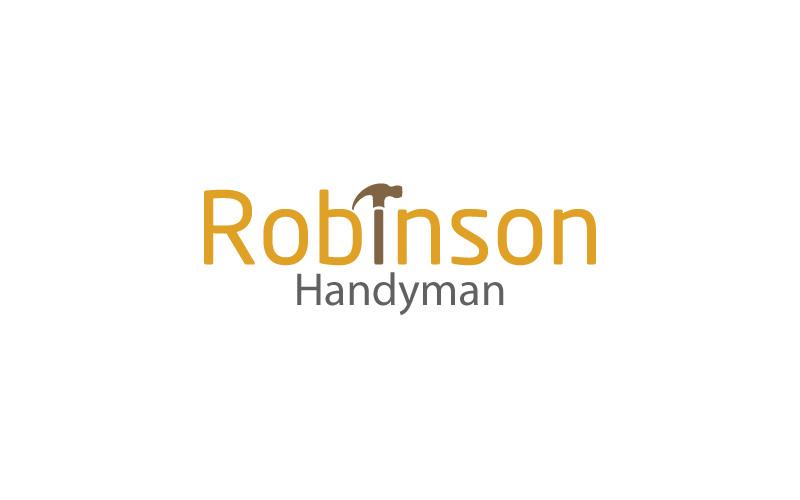 handyman logo design