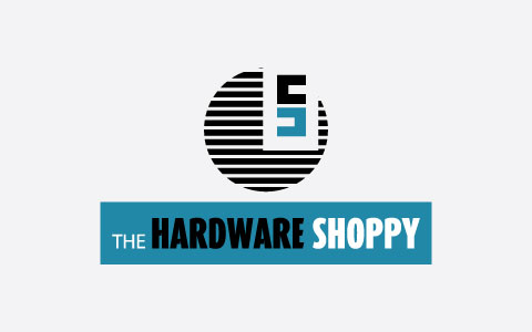 Hardware Shps Logo Design