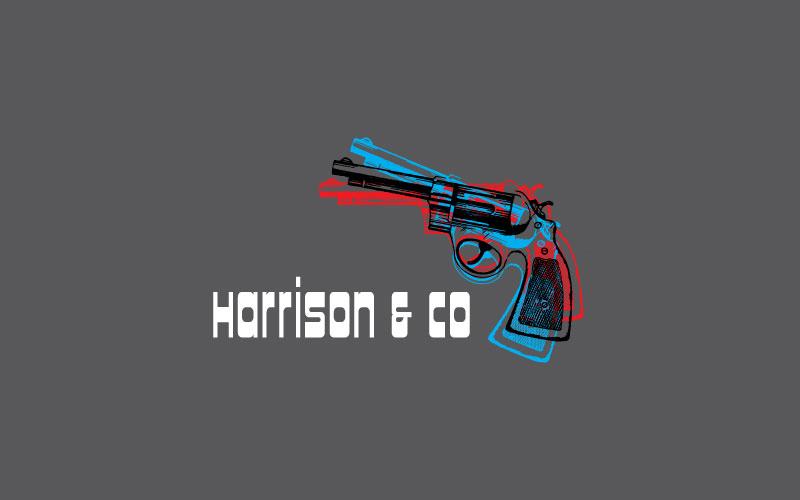 Gun Dealers Logo Design