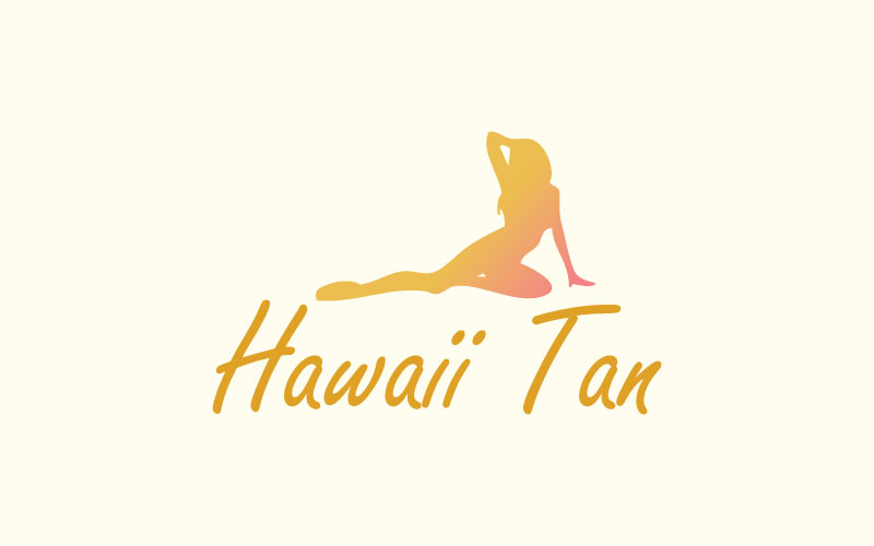 Tanning Logo Design