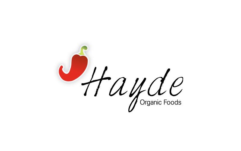 Organic Foods Logo Design