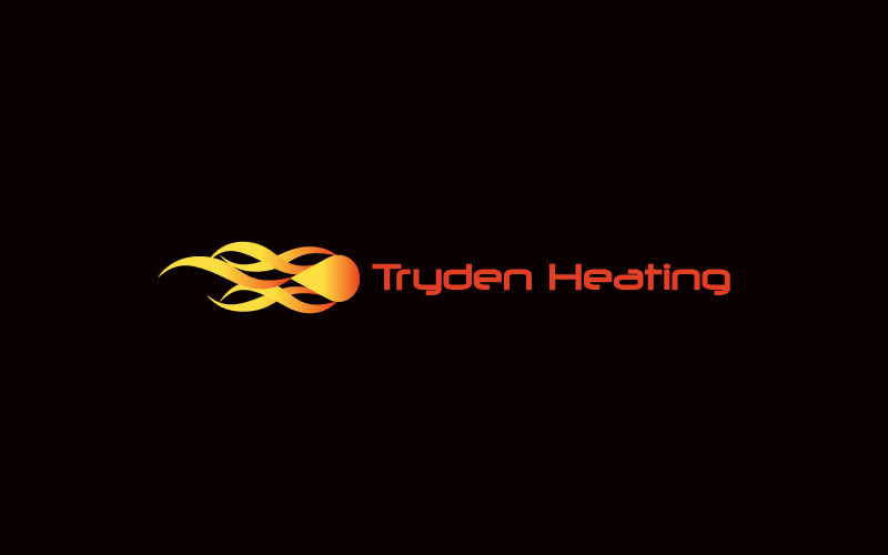 Heating Oil Fuel Distributors And Suppliers Logo Design