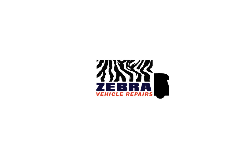 Hgv Repairs Logo Design