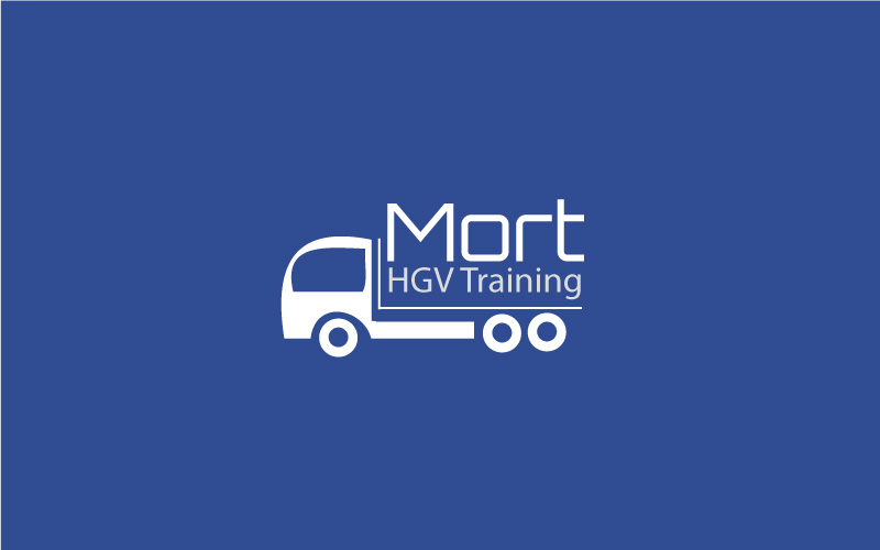 Hgv Training Logo Design