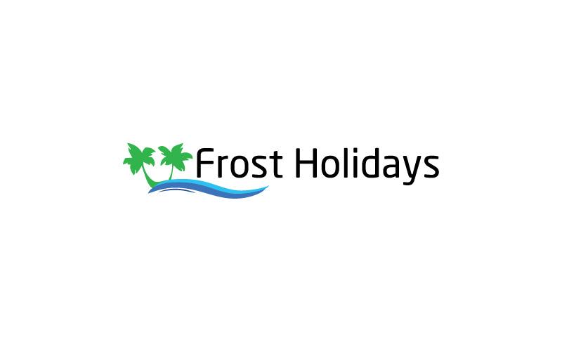 Holiday Accommodation & Parks Logo Design