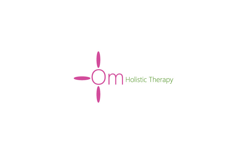 Holistic Therapy Logo Design