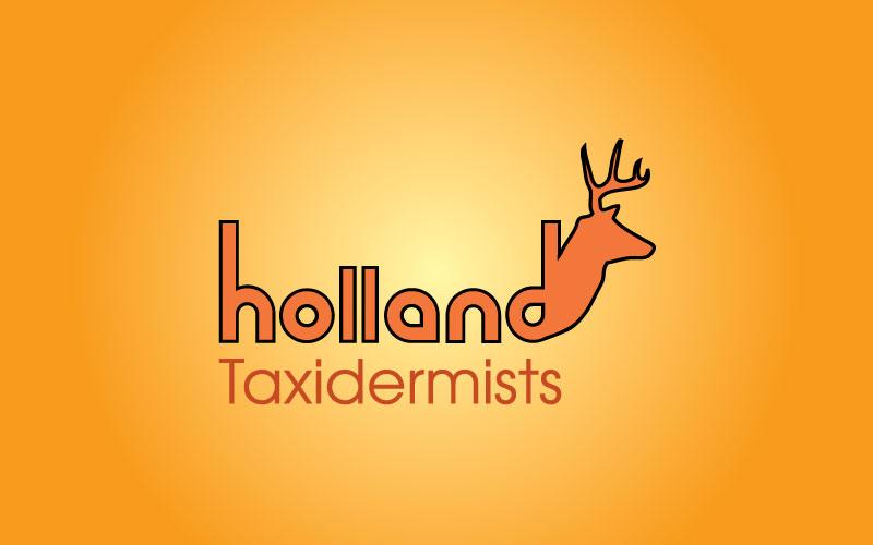 Taxidermists Logo Design