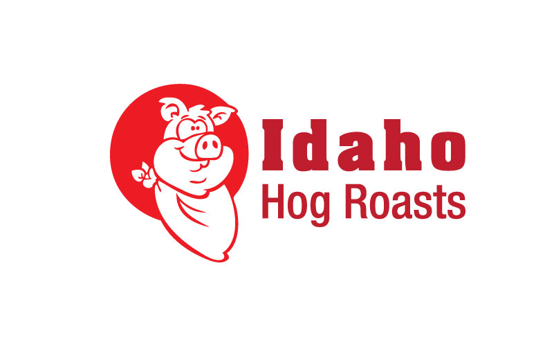 Hog Roasts Logo Design