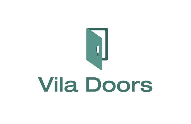 Industrial Doors Logo Design