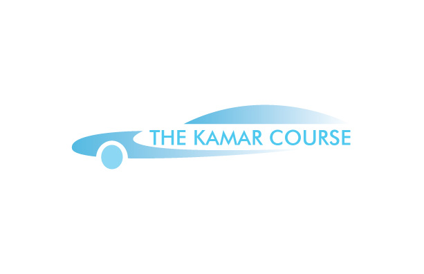 Intensive Driving Courses Logo Design