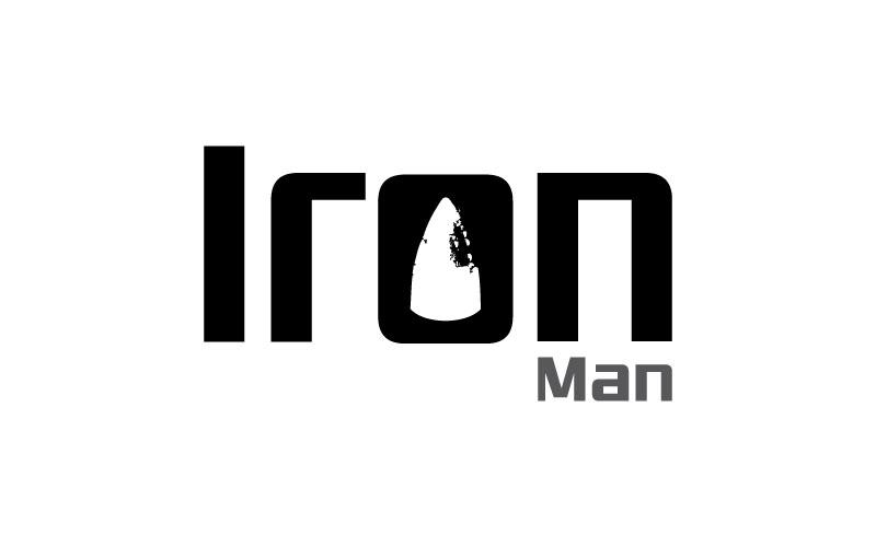 Ironing Services Logo Design