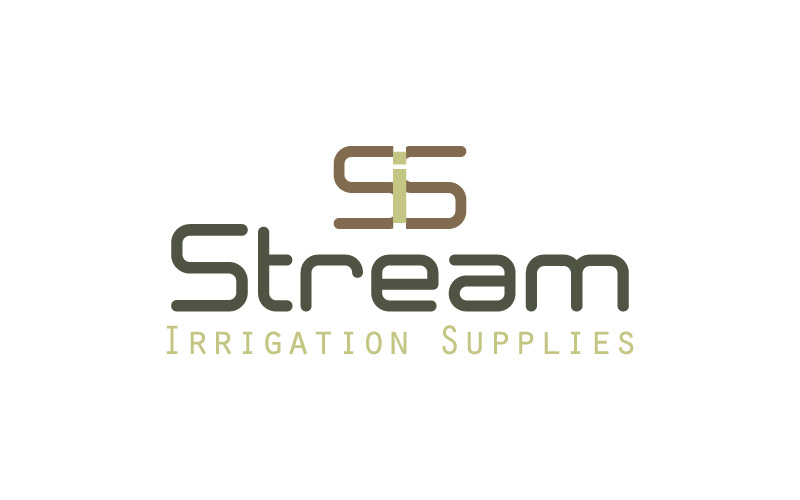 Irrigation Supplies Logo Design