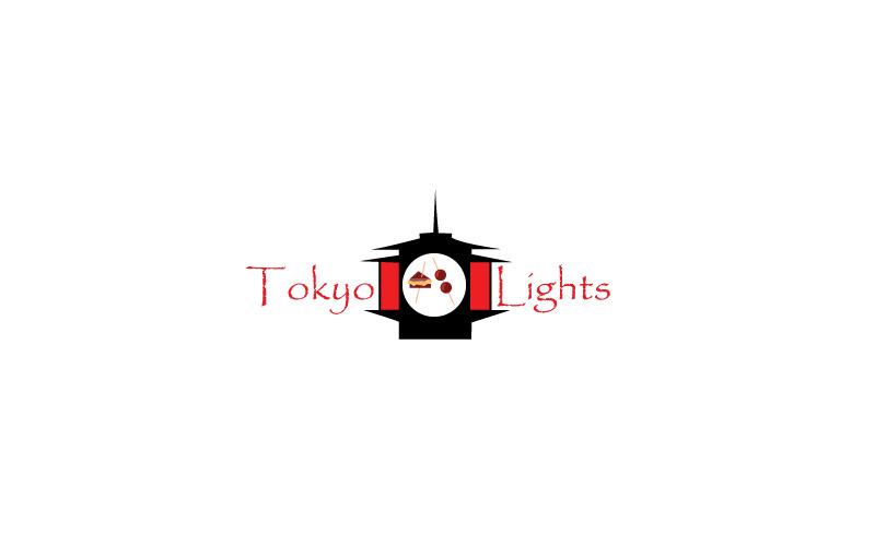 Japanese Restaurants Logo Design