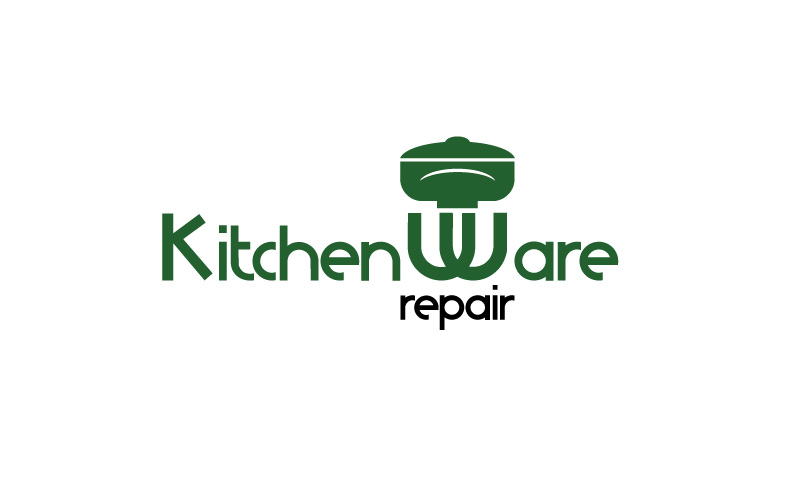 Cookers, Stoves & Ovens - Repairs & Parts Logo Design
