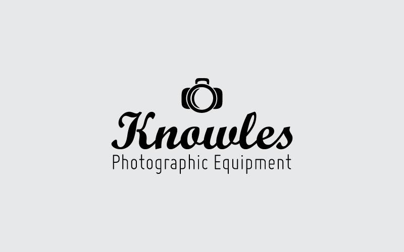 Photography Equipment Logo Design