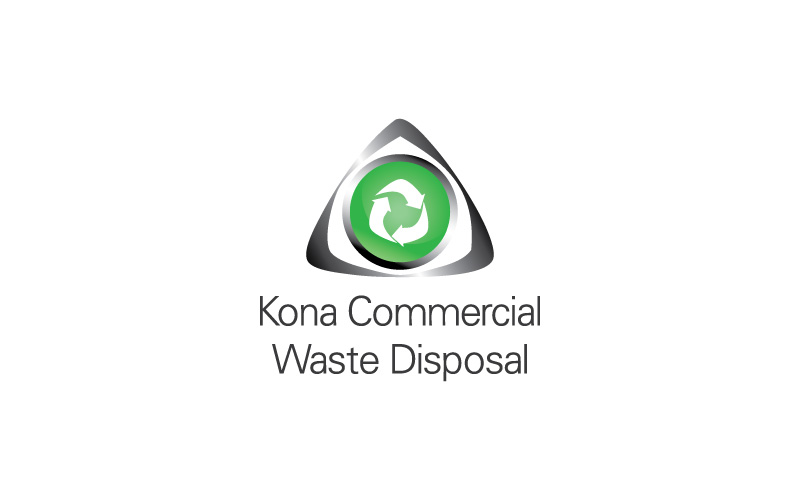 Commercial Waste Disposal Logo Design