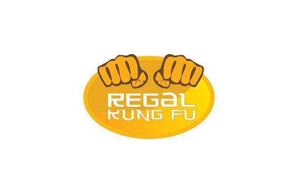 Kung Fu Logo Design