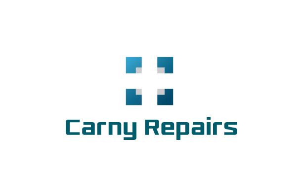 Laptop Repairs Logo Design