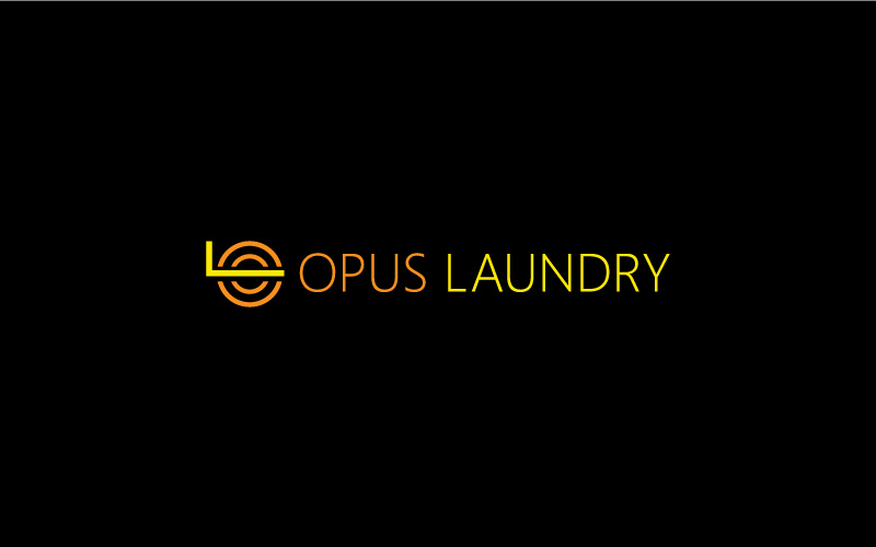 Laundry Equipment & Supplies Logo Design