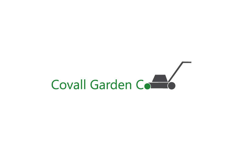 Lawnmowers & Garden Machinery Logo Design