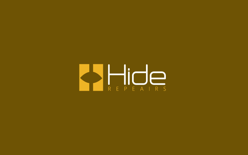 Leather Repairs Logo Design