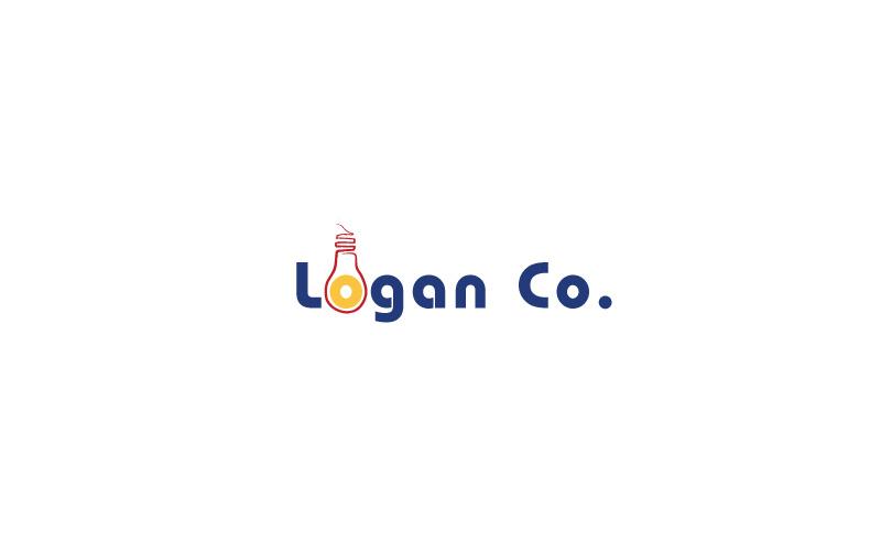 Lighting Product Wholesalers Logo Design